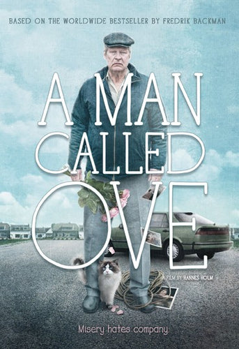 A Man Called Ove DVD
