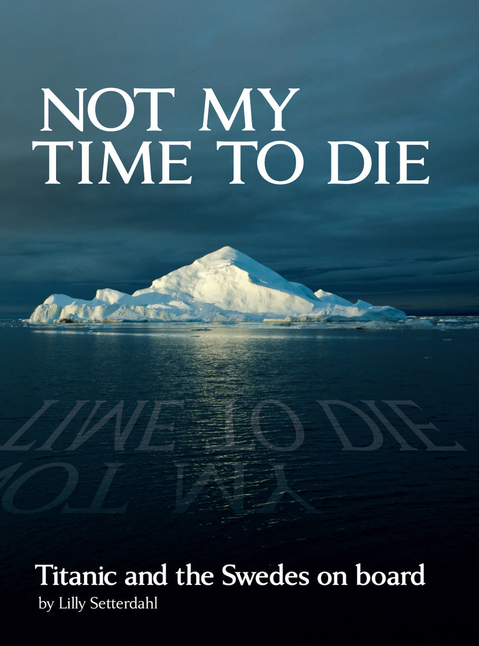 A book about the 123 Swedes on the Titanic