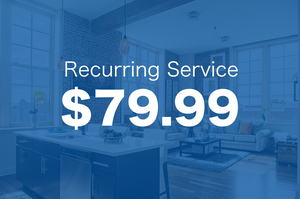 Nature Maid Recurring Cleaning Services $79.99