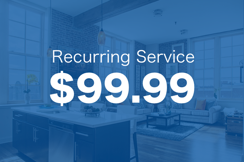 Nature Maid Recurring Cleaning Service $99.99