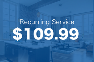 Nature Maid Recurring Cleaning Service  $109.99