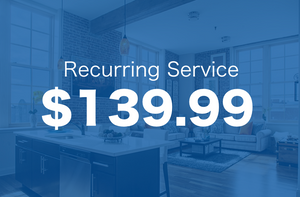 Nature Maid Recurring Cleaning Service  $139.99