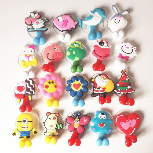 Cartoon Animal Suction Cup Hooks