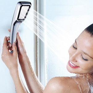 High Pressurized Water Booster Showerhead