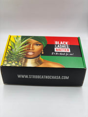 Black Lashes Matter Limited Edition Kit