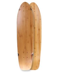 Custom Mandala Kicktail Deck - Exodus Longboard Co.