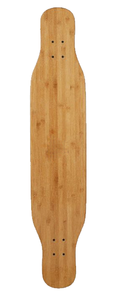 Custom Longboard Dancer Deck