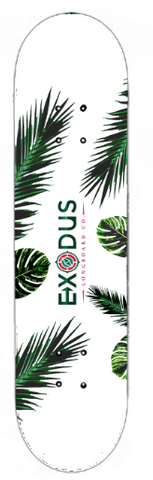 "Palm 7.75"" Skateboard Decks - Exodus Longboard Co."