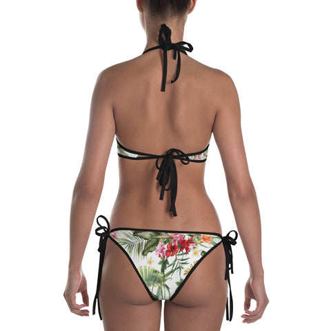 Tropical Palm Bikini - Exodus Longboard Co.
