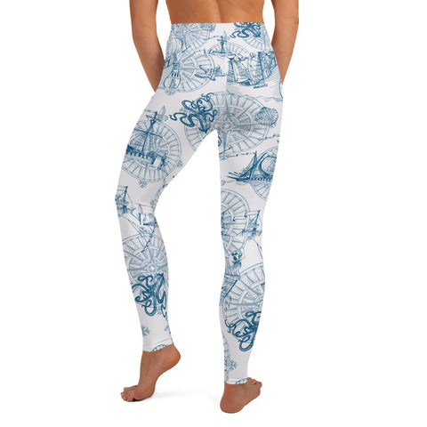 Yoga Leggings - Exodus Longboard Co.