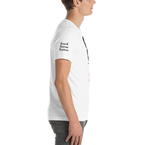 Short-Sleeve Unisex Freedom T-Shirt - Exodus Longboard Co.