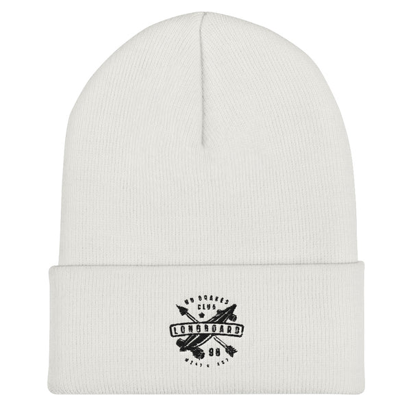 No Brakes Club Cuffed Beanie