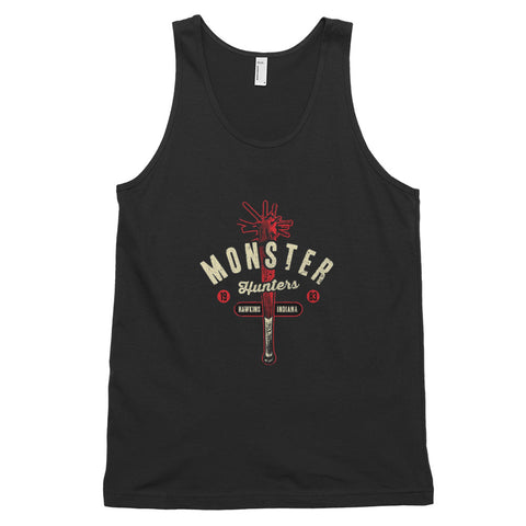 Monster Hunters Classic tank top (unisex)