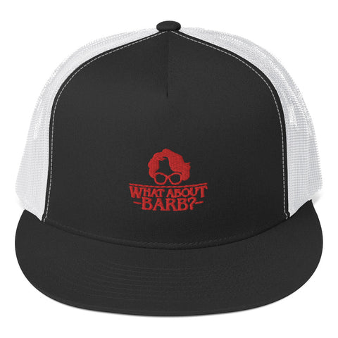 What about Barb? Trucker Cap - Exodus Longboard Co.