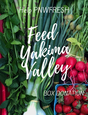 Feed Yakima Valley Box Donation
