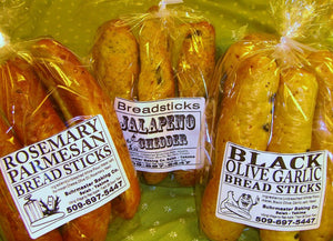 Buhrmaster Baking Co. Breadsticks
