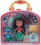 Disney Animator's Collection Lilo Stitch Mini Doll Playset