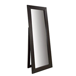 Coaster 900453 Transitional Mirror, Cappuccino - zingydecor