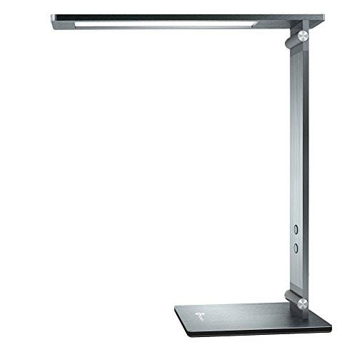 TaoTronics TT-DL18 10W Eye Care Desk Lamp with Durable Metal Body, Touch Sensitive Control and 4 Lighting Modes - zingydecor