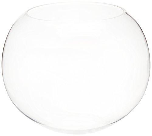 Bubble Bowl - Large Size. Hand Blown Glass, Not Machine Made (Pack of 1 pc) - zingydecor