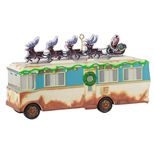 National Lampoon's Christmas Vacation Cousin Eddie That's an RV Ornament