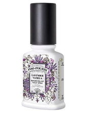 Load image into Gallery viewer, Poo-Pourri Before-You-Go Toilet Spray 2-Ounce Bottle, Lavender Vanilla Scent - zingydecor