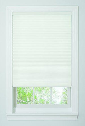"Bali Blinds Cordless Light Filtering Cellular Shade, 35"" x 64"", White"