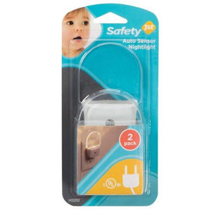 Safety 1st LED Nightlight, 2 Count - zingydecor