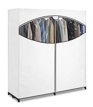 "Load image into Gallery viewer, Whitmor Extra-Wide Clothes Closet, 60"" - zingydecor"