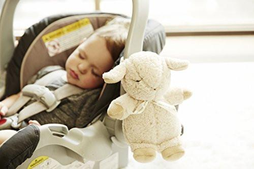 Cloud b On The Go Travel Sound Machine Soother, Sleep Sheep - zingydecor