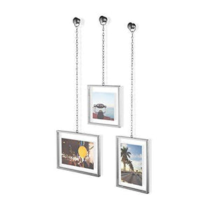 Umbra Fotochain, Multi Picture Frames for the Wall, Nickel