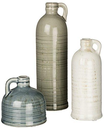 Decorative Jugs Set of 3 - zingydecor