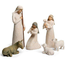 Load image into Gallery viewer, Willow Tree Nativity Set - zingydecor