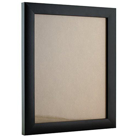 Craig Frames 1wb3bk 20 By 30 Inch Picture Frame Smooth Wrap Finish