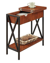 Load image into Gallery viewer, Convenience Concepts Tucson, Electric Flip Top Table
