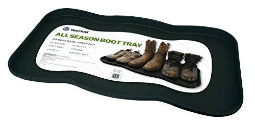 Yaktrax Boot Tray - zingydecor