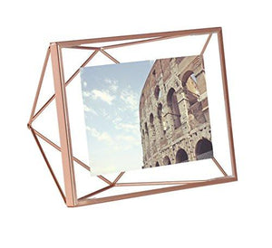 Umbra Prisma Picture Frame, 4 by 6-Inch, Copper