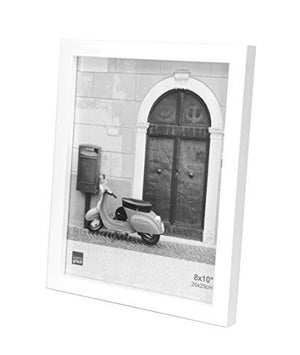 Kiera Grace Contempo Wood Picture Frame, 8 by 10 Inch