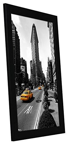 11x17 Picture Frame by Americanflat; Made for Legal Sized Paper; Wall Mounting Material Included