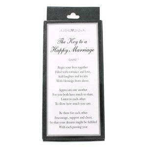 The Key to a Happy Marriage - zingydecor