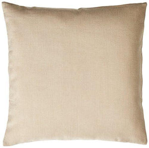 "Generic I Love You a Bushel and a Peck Personalized Cotton Blend Linen Throw Pillow Cushion Covers, Beige, 18"" x 18"" - zingydecor"