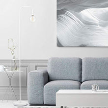 Load image into Gallery viewer, Globe Electric Downlight Holden Floor Lamp, Finish , In-Line On/Off Rocker Switch ,70""