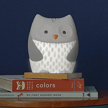 Load image into Gallery viewer, Skip Hop Moonlight and Melodies Nightlight Soother, Owl - zingydecor