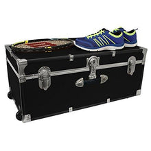 Load image into Gallery viewer, Seward Trunk 30-Inch Footlocker with Wheels - zingydecor