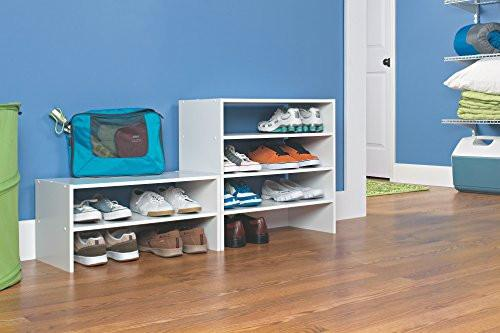ClosetMaid 8993 Stackable 24-Inch Wide Horizontal Organizer