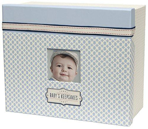Image of C.R. Gibson Keepsake Chest, All Boy