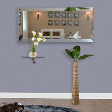 Load image into Gallery viewer, Naomi Home Mirrored Bevel Floor Mirror - zingydecor