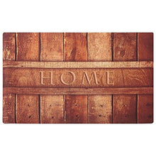 Load image into Gallery viewer, Amagabeli Rubber Indoor Doormat Rustic Entrance Welcome Mat Inside Shoe Scrap Washable Apartment Garage Front Porch Décor Office Foyer Hall Entryway Floor Mat Bedroom Carpet Home Kitchen Rug 18x30 - zingydecor