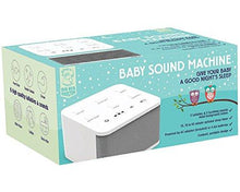 Load image into Gallery viewer, Big Red Rooster BRRC129 Baby Sound Machine with 6 Sounds, White - zingydecor