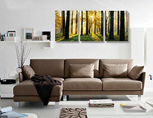 Load image into Gallery viewer, Canvas Prints 3 Panels Framed Ready to Hang Modern Landscape Canvas Wall Art , High Quality Oil Painting Print Wall Decoration - zingydecor